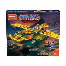 Mega Construx Wind Raider Probuilder Mattel Comprar