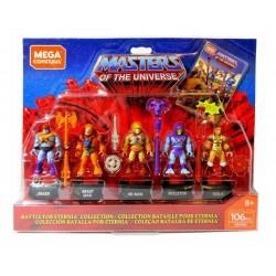 Mega Construx Figuras Masters del Universo Probuilder Mattel Comprar
