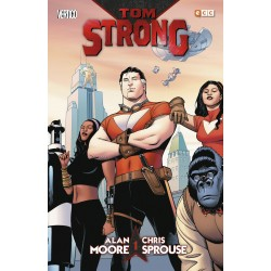Tom Strong (Colección Completa)