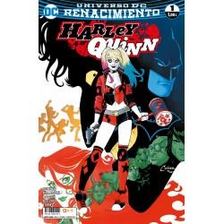 Harley Quinn Renacimiento (Colección Completa) ECC Ediciones DC Comics Batman