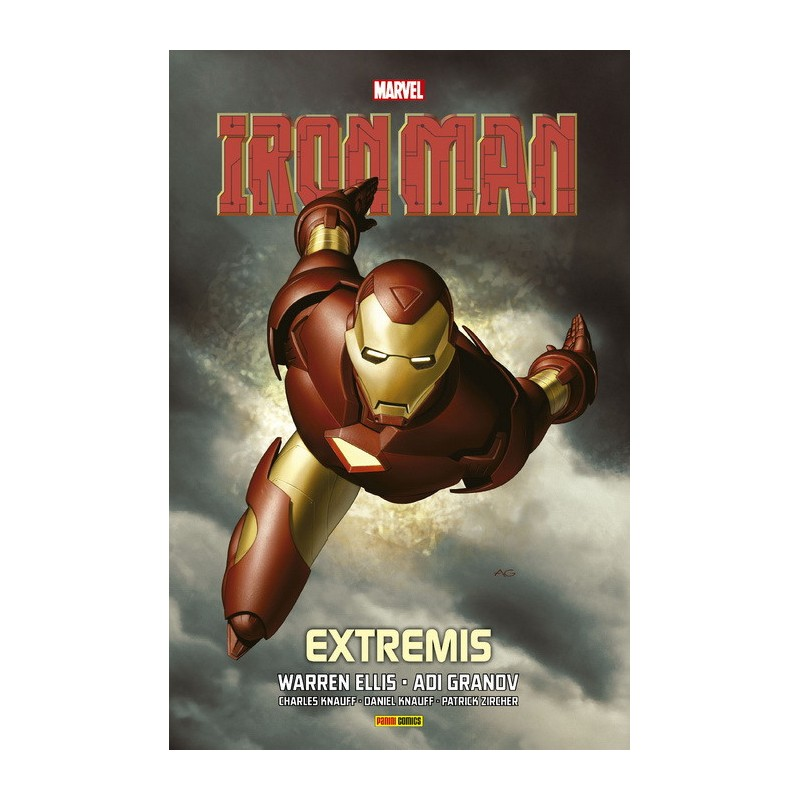 Iron Man. Extremis (Marvel Integral)