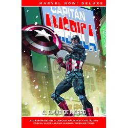 Capitán América de Rick Remender 2. El Clavo de Hierro (Marvel Now! Deluxe)