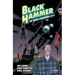 Black Hammer 3. La Edad Sombria. Parte 1 Comic Astiberri