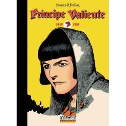 Principe Valiente 1949 1950 Dolmen Comics