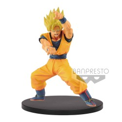 Figura Son Goku Super Sayian Dragon Ball Super Banpresto Comprar