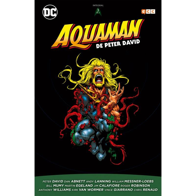 Aquaman de Peter David 3
