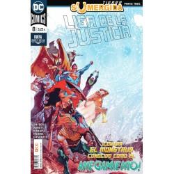 Liga de la Justicia 89 / 8