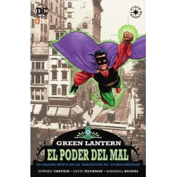 Green Lantern. El Poder del Mal