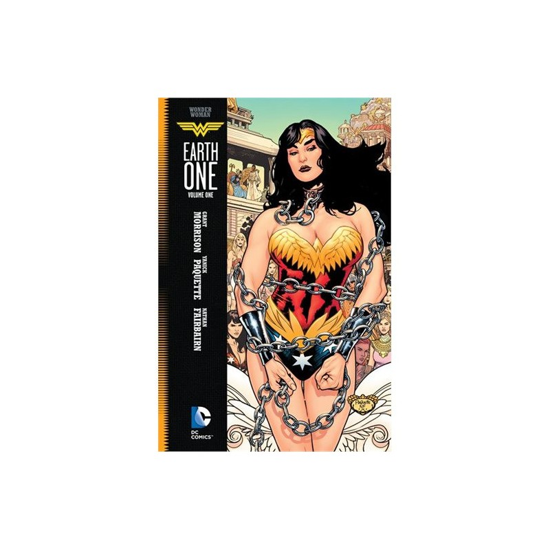 Wonder Woman Earth One USA Marvel