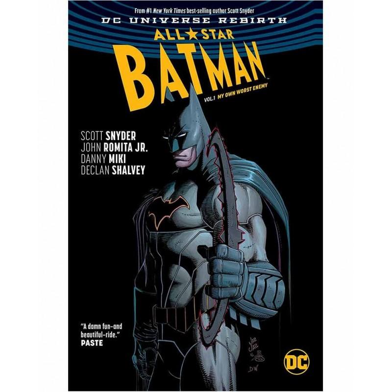 Comic Batman All Star 1 DC Comics