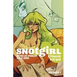 Snotgirl 1. A Peloverde le Da Igual