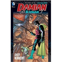 Comic Damian Son of Batman DC Comprar
