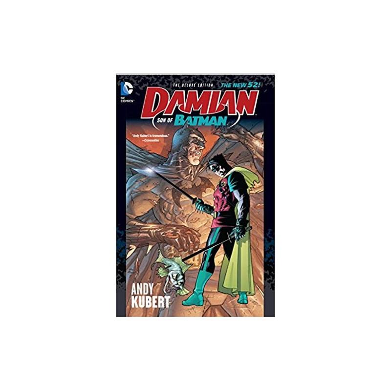Comic Damian Son of Batman DC Comprar