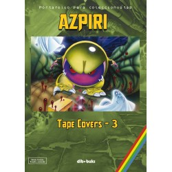 Portafolio Azpiri Tape Covers 3 Dibbuks