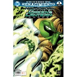 Green Lantern Renacimiento (Colección Completa)