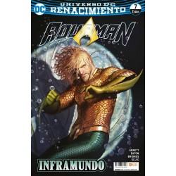 Aquaman Renacimiento (Colección Completa) ECC Ediciones Renacimiento
