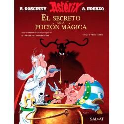 Astérix El Secreto de la Pocion Magica Salvat Comprar