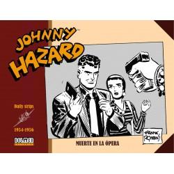 Johnny Hazard 1954-1956 Comprar Dolmen Editorial