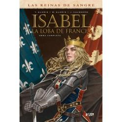Isabel. La Loba de Francia (Integral)