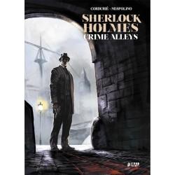 Sherlock Holmes. Crime Alleys Yermo Ediciones Comprar