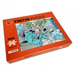 Puzzle Tintín Cohete Lunar Comprar