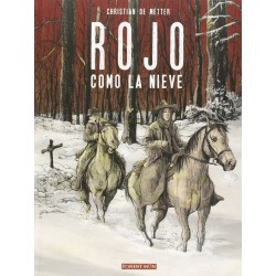 Rojo Como la Nieve Comprar Comic Oferta Ponent Mon