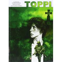 Toppi. Black & Tans y Otras Historias