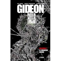 Gideon Falls 1. El Granero Negro Astiberri