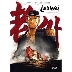 Lao Wai 1. La Guerra del Opio