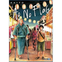 Ao No Flag 4 Manga Ivrea