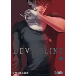 Devils Line 4 Manga Ivrea