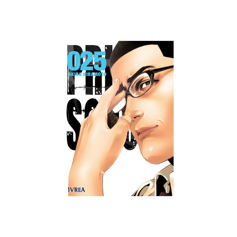 Prison School 25 Manga Ivrea