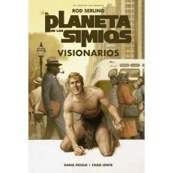 El Planeta de los Simios. Visionarios Panini Comics