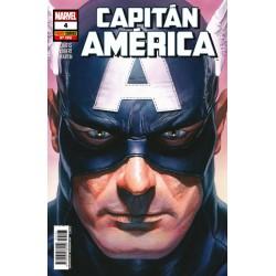 Capitán América 4 / 103 Panini Comics