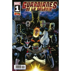 Guardianes de la Galaxia 64 Panini Comics Marvel
