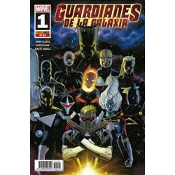 Guardianes de la Galaxia 64 Panini Comics Marvel