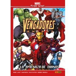 Marvel First Level 16. Los Vengadores Unidos. La Amenaza de Thanos