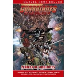 Guardianes de la Galaxia de Brian M. Bendis 2. Planeta de Simbiontes (Marvel Now! Deluxe)