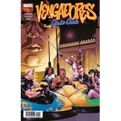 Los Vengadores Costa Oeste 3 Panini Comics Marvel