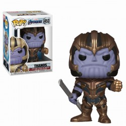 Thanos. Vengadores Endgame POP Funko 453