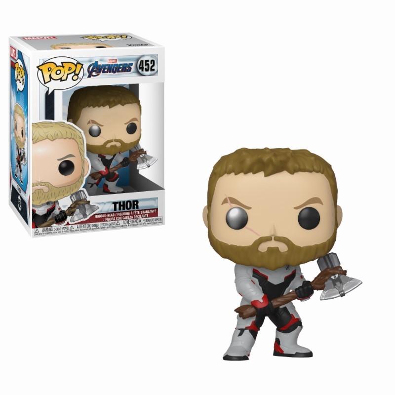 Thor. Vengadores Endgame POP Funko 452