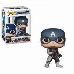 Capitán América. Vengadores Endgame POP Funko 450
