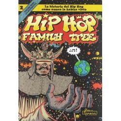 Comic Hip Hop Family Tree 2 Ed Piskor Flowpress