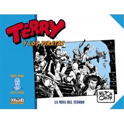 Terry Y Los Piratas 1934-1936 Comprar Dolmen Editorial