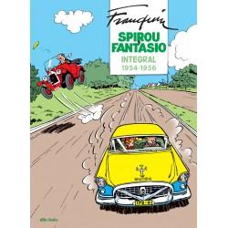 Comprar Spirou y Fantasio Integral 4 Franquin 1954-1956 Dibbuks