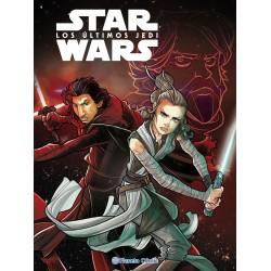 Star Wars. Los Últimos Jedi Planeta Cómic