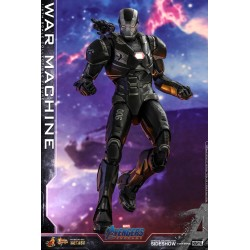 Hot Toys War Machine Endgame Avengers Figura Comprar