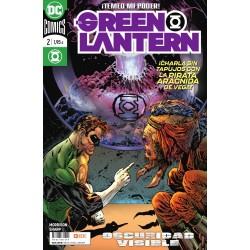 El Green Lantern 84 / 2