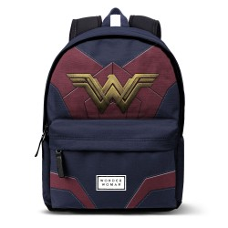 Mochila Wonder Woman. Línea Emblem