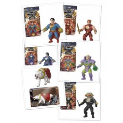 Figuras DC Comics Primal Age Set Completo Wave 2